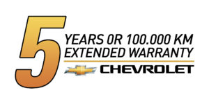 Chevrolet - 5 year - white